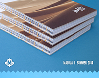 Maloja Catalogue Summer 2014