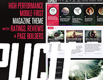 WP - Explicit High Performance Review/Magazine Theme