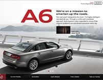 Audi iPad App