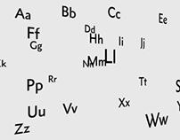 Monotype Specimen App