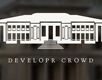 Developrcrowd; logo