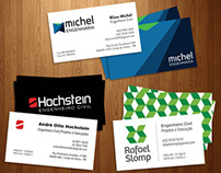 Some logos and cards