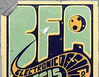 Custom Lettering Poster Design