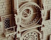 Prague Astronomical clock. Orloj.