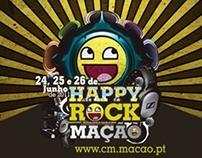 Happy Rock, Mação