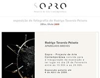 Brief Apparatus - Galeria Sopro, Lisbon, 2009