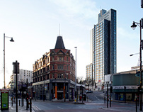 New Wakefield St. Manchester