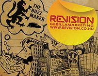 ReVISION THE BUZZMAKERS ◆ marketing creative boutique