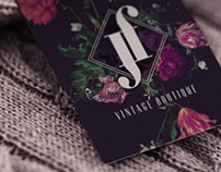 JF BOUTIQUE | Brand Identity