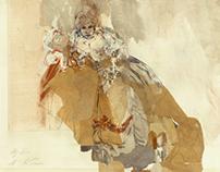 Hommage à Watteau XIII