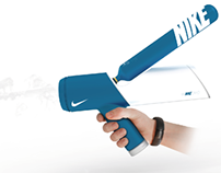 Nike plus cryogun_ cryotherapy product