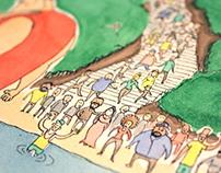 Bible story - children's book / Raamatunkertomus