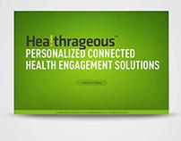 Healthrageous! Presentation Redesign