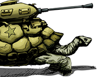 Armored Turttle