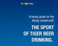 Tiger Beer | GQ Magazine (IPL Special)