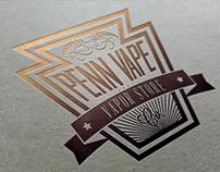 Penn Vape Logo Design
