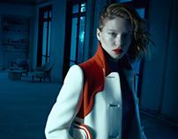 Lea Seydoux - Vogue Italia - Michelangelo Di Battista
