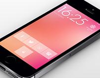 Smartphone Interfaz