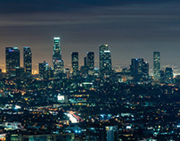 Los Angeles Wakes Up | Los Angeles, California