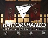 HATTORI HANZO - Montage 2014 VOL I