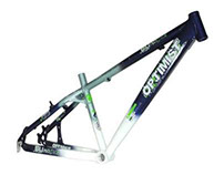 Dirt Jump Frame Design