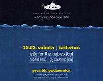 Submarine Showcase #001