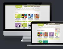 Cit'Inspir Éditions - Webdesign