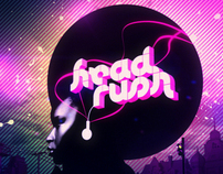 'Head Rush' title sequence