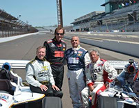 My Indy Car Experience