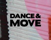 Dance&Move - Adecuación sistema gráfico y website