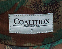 Coalition Brush Camo Lookbook Shoot