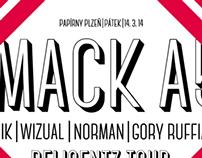 DELIQENTZ TOUR 2014