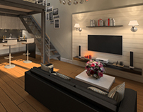 Renovation measures of a villa