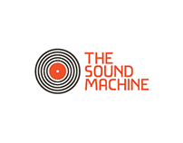 The Sound Machine - Complete Branding