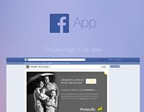 Facebook App - Quiz