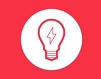 INDEED-Innovation Icon Design