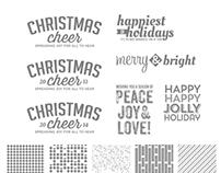 Happy Jolly – Digital Scrapbooking Kit
