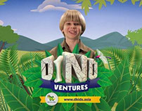 DinoVentures with Robert Irwin