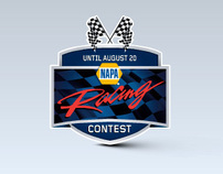 NAPA Racing Contest