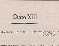 Dante's Inferno Storyboarding