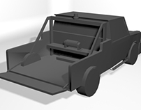 Pick-Up Truck (In Progress due to HND Assignments)