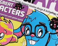 Digital Arts magazine cover