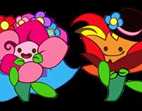Rose & Gillyflower Animations
