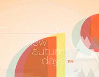 Experimental wallpapers - Seasons & Lines