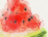Edible Watercolors
