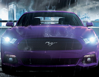 PrePare for Takeoff: Mustang 2015