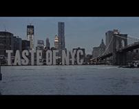 Taste of NYC