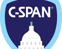 C-SPAN foursquare Badge Design and Exploration