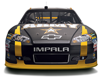 U.S. Army Racing 2013 Car Designs - NASCAR/NHRA