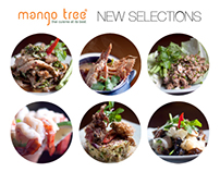 MANGO TREE | New Menu Selections 2014